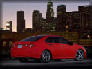 2012 Acura TSX, Red
