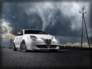 2010 Alfa Romeo MiTo 1.4 MultiAir Quadrifoglio Verde, White