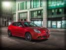 2013 Alfa Romeo Giulietta FF6, Red