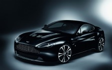 2009 Aston Martin V12 Vantage Carbon Black Edition