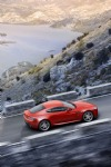 2012 Aston Martin V8 Vantage Coupe, Red
