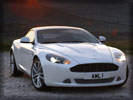 2010 Aston Martin DB9, White