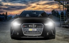2013 Audi RS6 by O.CT Tuning, Black