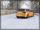 2013 Audi RS3 Gold by Schabenfolia, Tuning