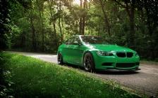 BMW E92 M3, Green