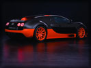 2010 Bugatti Veyron 16.4 Super Sport, Black & Orange