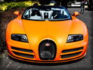 Bugatti Veyron, Orange