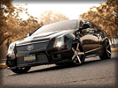 Cadillac CTS-V, Black