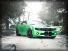 Chevrolet Camaro, Green
