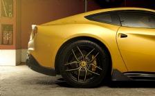 2013 Ferrari F12berlinetta Spia Middle East Edition by DMC, Yellow