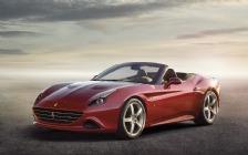 2014 Ferrari California T, Red