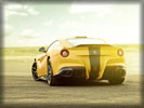 2013 Ferrari F12berlinetta Spia Middle East Edition by DMC, Yellow