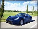 2012 Ferrari California, Blue