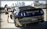 Ford Mustang 5.0 GT, Tuning, Cars & Girls