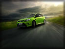 Ford Focus RS, Green