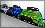 Ford Focus RS & Ford Fiesta ST, Tuning
