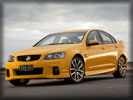 2011 Holden Commodore VE Series II SSV, Yellow
