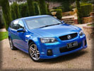 2011 Holden Commodore VE Series II SS Sportwagon, Blue