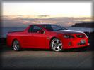 2007 Holden VE Ute SS, Red