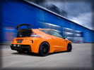 2011 Honda CR-Z RR Concept by Mugen, Black Rims, Tuning