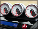 2011 Honda CR-Z by Mugen, Gauges