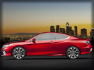 2013 Accord Coupe Concept, Red