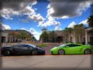 Lamborghini Gallardo Superleggera, Lime Green & Black