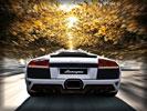 Lamborghini Aventador, Autumn