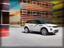 2012 Land Rover Range Rover Evoque, White