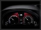 2013 Lexus RX 450h, Speedometer