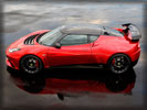 2011 Lotus Evora GTE, Red
