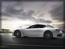 2010 Maserati GranTurismo MC Stradale, White