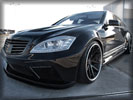 2014 Mercedes-Benz S-Class (W221) PD Black Edition V2 by Prior Design, Tuning