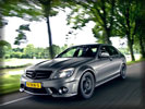 Mercedes-Benz C63 AMG (W204), Gray