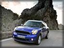 2012 Mini Paceman Cooper S, Blue