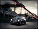 2012 MINI Clubman Ray Line, Black