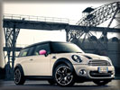 2012 MINI Clubman Ray Line, White