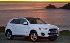2014 Mitsubishi ASX, White