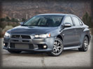 2012 Mitsubishi Lancer Evolution X MR Touring