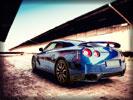 Nissan GT-R, Blue