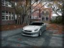 Nissan GT-R R35, Silver