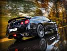 Nissan GT-R R35, Black