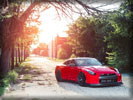 Nissan GT-R R35, Red, Tuning