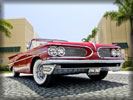 1959 Pontiac Catalina Convertible, Red