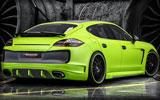 2013 Porsche Panamera (970) by Regula Exclusive, Lime
