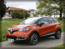 2013 Renault Captur, Orange