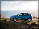 2013 Renault Captur, Blue