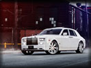 Rolls-Royce Phantom, White