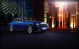 2012 Rolls-Royce Phantom Coupe Series II, Blue