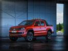 2012 Volkswagen Amarok Canyon Concept, Red